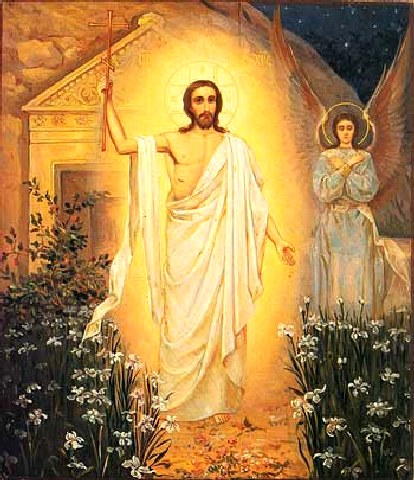Η Ανάσταση μαζί με την αγάπη μεταμορφώνουν τους ανθρώπους.