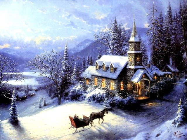 Το θαύμα των Χριστουγέννων (Αληθινό Περιστατικό).