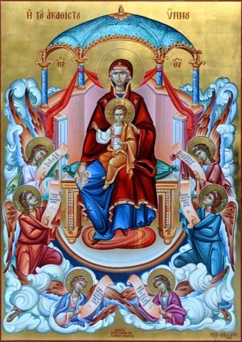 Γνωρίζεις τι γίνεται αν διαβάζεις του Χαιρετισμούς της Παναγίας κάθε μέρα;
