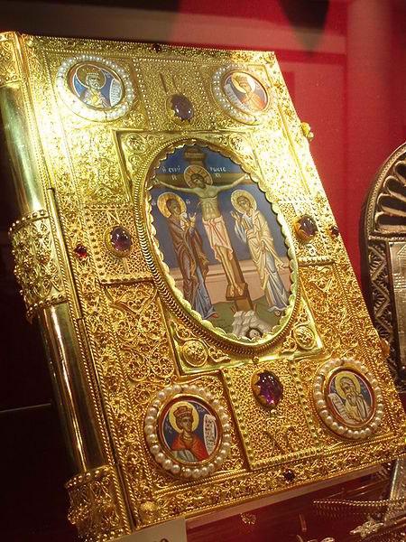Ευαγγέλιο Εορτής Ευαγγελισμού. Κατά Λουκάν (α 24-38).