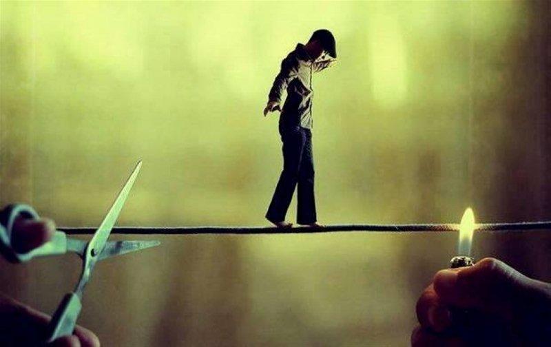 Φυλαχτείτε από την ζήλια.