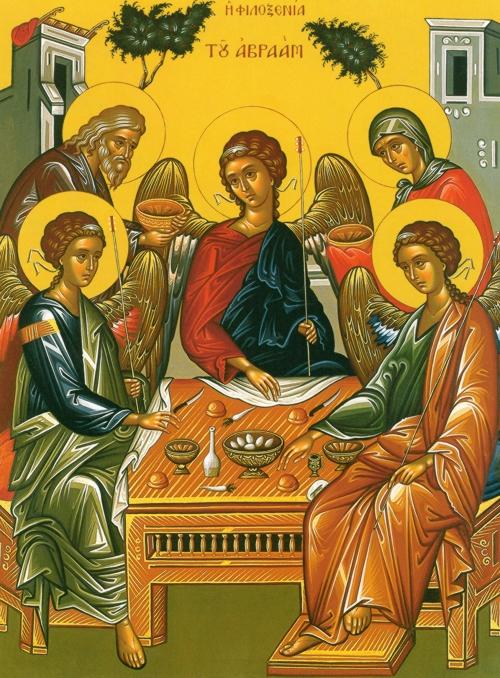 Αποτέλεσμα εικόνας για η Αγία τριάδα