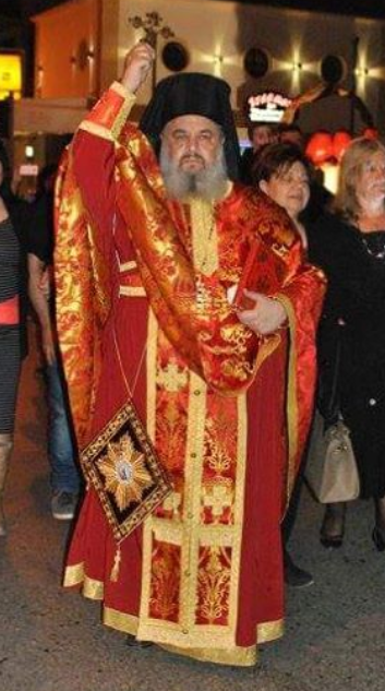 Αίφνης ενεφανίσθησαν όλοι οι ερμηνευτές του Θεού της αγάπης κατακεραυνώνοντας τον Άγιο Καλαβρύτων και Αιγιαλείας