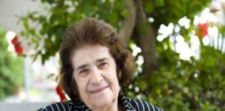 Τρισάγιο εις τη μνήμην της Άννας Καραμπεσίνη