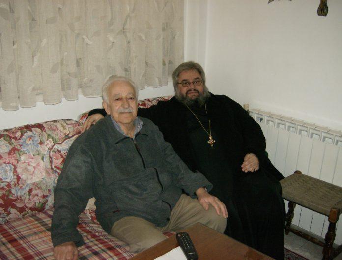 Το ύστατο χαίρε στον μακαριστό Ιωάννη Βολονάκη εκ Σύμης