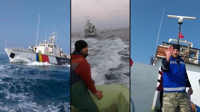 Ρουμάνοι λιμενικοί άνοιξαν πυρ κατά τουρκικού σκάφους - Τρεις Τούρκοι τραυματίες – Βίντεο - Ντοκουμέντο