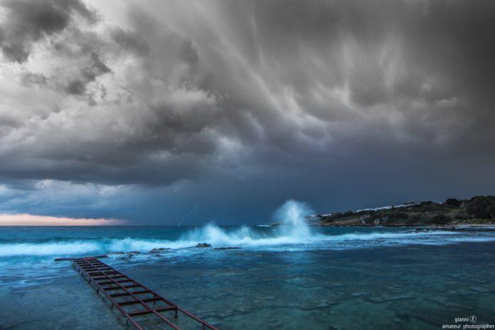 Πρόγνωση καιρού για την Τρίτη 26 Φεβρουαρίου 2019 στην Ρόδο και τα Δωδεκάνησα.