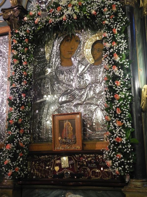 Η προσευχή του Αγίου Νεκταρίου στην αγαπημένη του Θεοτόκο