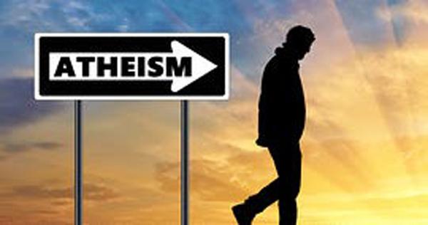 Αθεΐα: Το καύχημα της εποχής μας