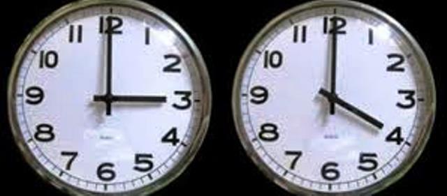 Αλλαγή ώρας - Κυριακή 31 Μαρτίου 2019 - Καταργείται το 2021