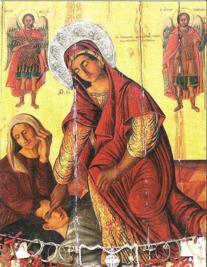 Δείτε πόσο φοβούνται οι δαίμονες την Παναγία μας