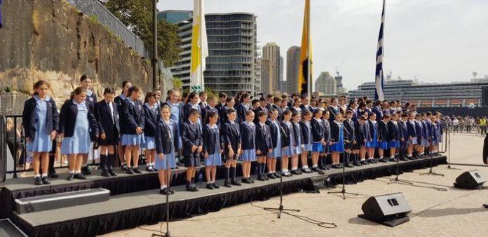 Ομαλά και με ενότητα η γιορτή της 25ης Μαρτίου στο Σύδνεϋ