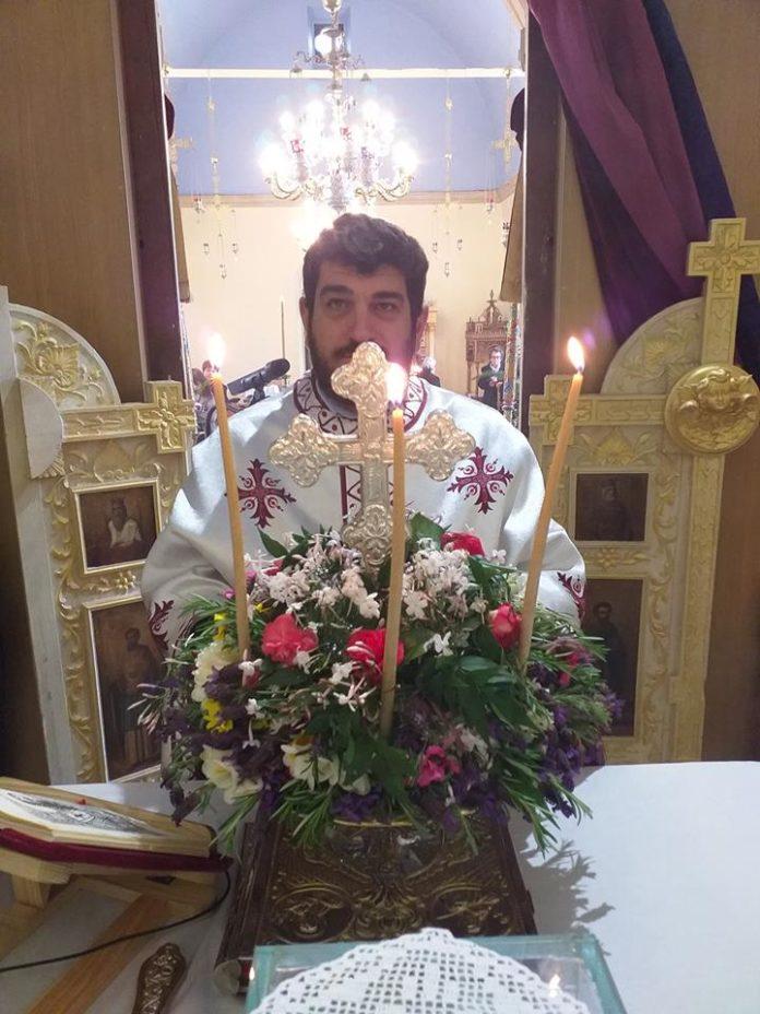 Κυριακή της Σταυροπροσκυνήσεως στον Ιερό Ναό Αγίου Ιωάννου Χρυσοστόμου Γαβαλομουρίου Κισσάμου Χανίων Κρήτης (Φωτογραφίες)