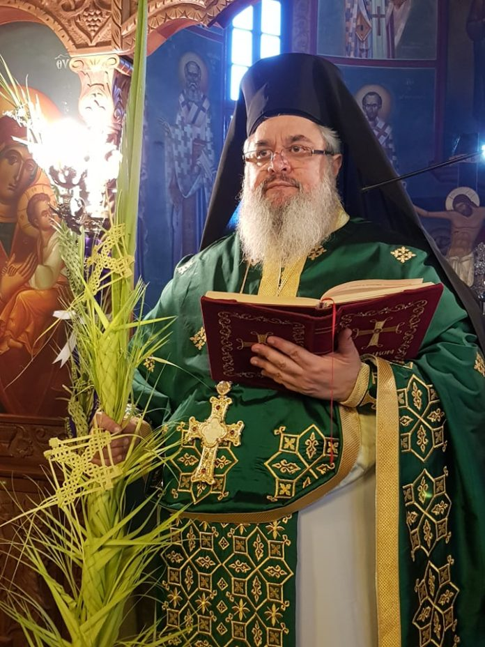 Κοσμοσυρροή την Κυριακή των Βαΐων στον Ιερό Ιδρυματικό Ναό του Αγίου Τρύφωνος Ρόδου