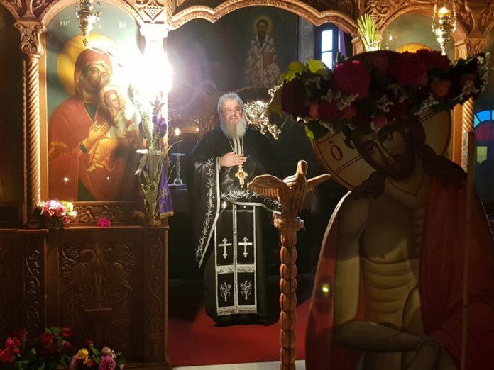 Ρόδος : Μεγάλη Δευτέρα - Ακολουθία του Νυμφίου στον Ιερό Ιδρυματικό Ναό του Αγίου Τρύφωνος. (Φωτογραφίες)