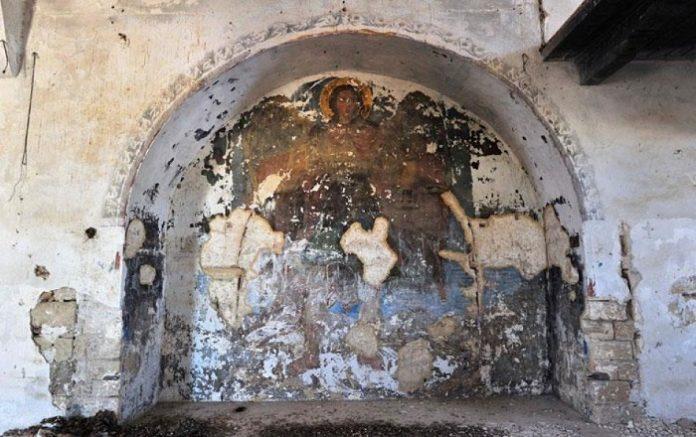 Η Τουρκία καταστρέφει την ορθόδοξη κληρονομιά της κατεχόμενης Κύπρου