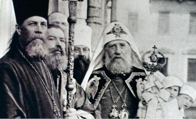 Η ιστορική επιστολή του Πατριάρχη Μόσχας Τύχωνα στον Λένιν και την παρέα του.