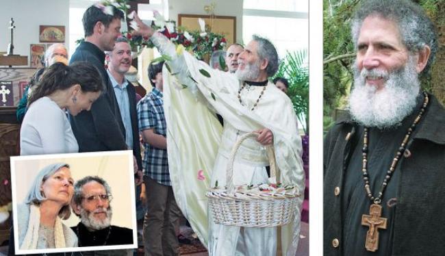 Ο γιος του ραβίνου που από προτεστάντης έγινε ιερέας της Ορθοδοξίας