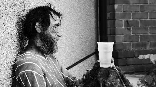 Αληθινή ιστορία : Ένας Άγιος Άστεγος