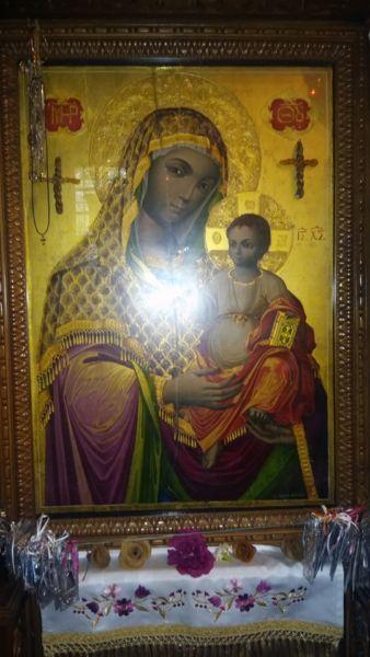 Παράκληση Παναγίας : ( Άλαλα τα χείλη των ασεβών ) Ψάλλει ο Δημήτριος Παπαγιαννόπουλος