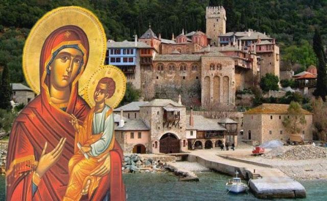 Τι είπε η Παναγία για το Άγιον Όρος;