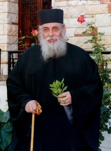 Αρχιμανδρίτης Γεώργιος Γρηγοριάτης (Καψάνης) †8 Ιουνίου 2014
