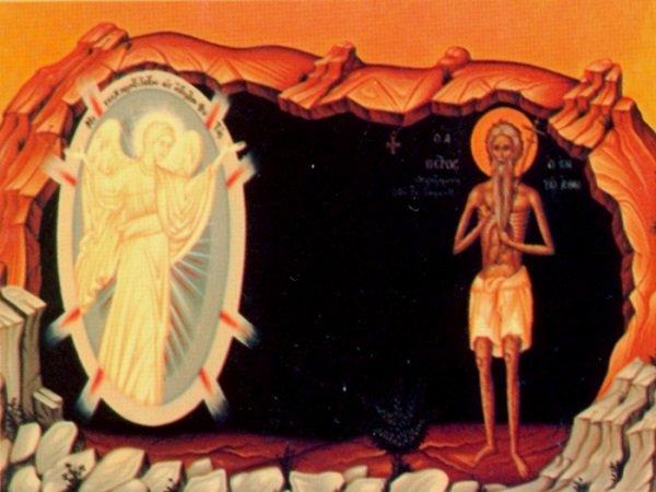 Ο Άγιος Πέτρος ο Αθωνίτης και ο άγγελος… 12 Ιουνίου ε.ε.