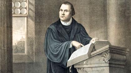 Ο Λούθηρος προσθέτει αυθαίρετα μία λέξη στο κείμενο της προς Ρωμαίους και αλλοιώνει όλο το νόημά του! Η λέξη