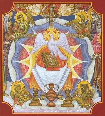 Γιατί γονατίζουμε τρεις φορές στον Εσπερινό της Πεντηκοστής (Αγίου Πνεύματος);