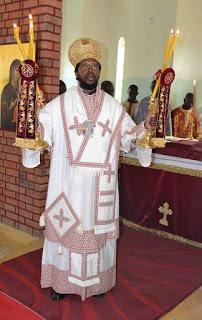 Ο Θεοφιλέστατος Επίσκοπος Γκούλου και Ανατολικής Ουγκάντας στον Μητροπολιτικό Ευαγγελιστρίας Πατρών