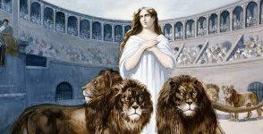 Αγία Ευφημία : Στον λάκκο με τα θηρία. 16 Σεπτεμβρίου ε.ε.