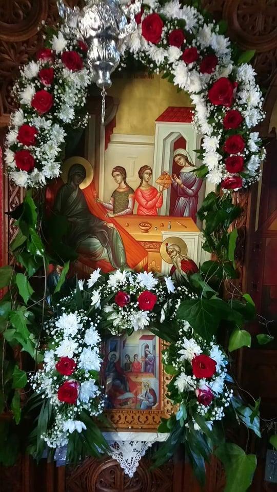 Η πανήγυρις επί τη μνήμη της Γέννησις του Τιμίου Προδρόμου στο ΝΙΜΙΤΣ (Φώτο)