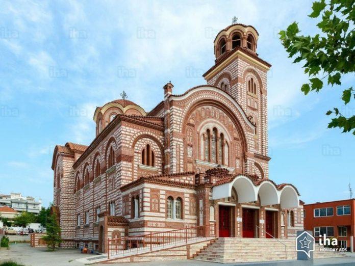 Στις 4 Ιουλίου η υποδοχή των Ιερών Λειψάνων των Αγίων Ραφαήλ, Νικολάου και Ειρήνης στη Νέα Καλλικράτεια Χαλκιδικής
