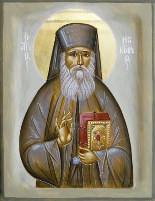 Άγιος Νεκτάριος : Ο Θεός ξέρει την αντοχή του καθενός μας και παραχωρεί τους πειρασμούς κατά το μέτρο των δυνάμεών μας