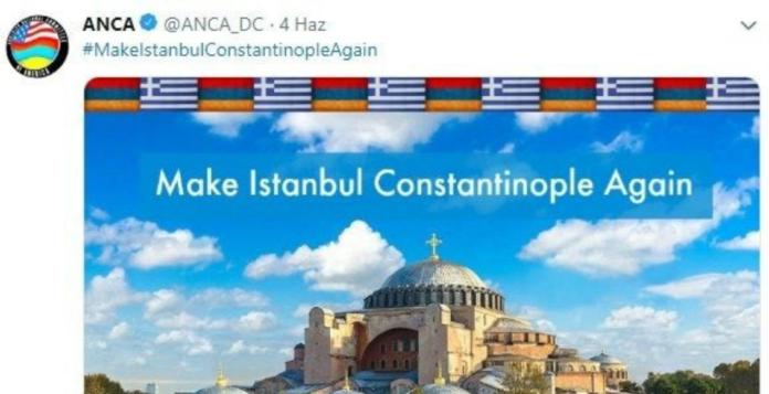 Κοινός εχθρός για Ελλάδα-Αρμενία : Οργή & πανικός στην Άγκυρα – Κάλεσμα αμερικανο-αρμενικών λόμπι: «Κάντε την Ινσταμπούλ ξανά Κων/πολη»
