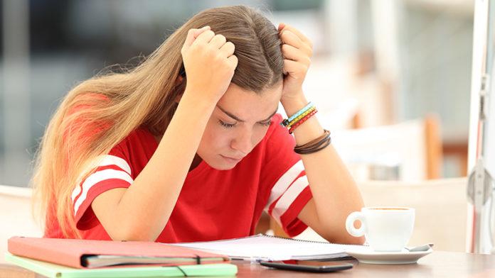 Πως να νικήσετε το άγχος των εξετάσεων