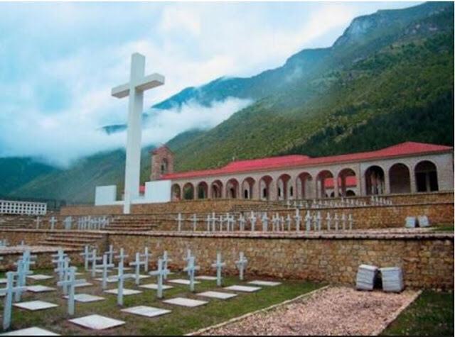 Οι αλβανοί ομολογούν ότι στάθηκαν φανατικά στο πλευρό του Χίτλερ και του Μουσολίνι, και αρνούνται την δημιουργία στρατιωτικού νεκροταφείου για τους Έλληνες ήρωες του έπους του 1940!