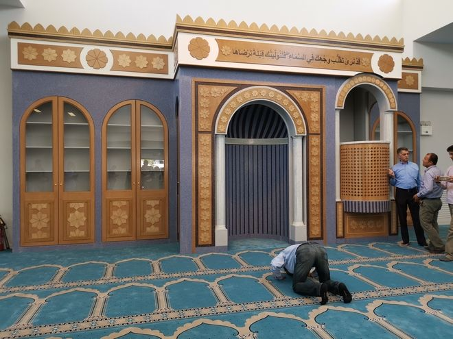 Ισλαμικό τέμενος Αθήνας : Ξεκινάει να λειτουργεί τον Σεπτέμβριο