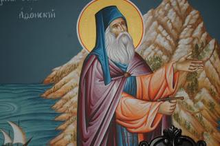 Αποτέλεσμα εικόνας για άγιος σιλουανός ο αθωνίτης